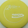 Jk Aviar - Pro - yellow - silver - 304 - 169g - 168-2g - somewhat-puddle-top - very-gummy