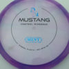 Mint Discs Mustang - purple - eternal - black - blue - 1194 - 168g - 169-3g - super-flat - neutral