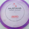 Mint Discs Mustang - purple - eternal - black - red - 1194 - 167g - 169-4g - super-flat - neutral