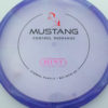 Mint Discs Mustang - blend-bluepurple - eternal - black - red - 1194 - 167g - 169-3g - super-flat - neutral