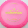Convict - pink - lucid - gold - 304 - 171g - 173-9g - somewhat-flat - neutral