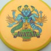 Avatar - yellow - yellow - star - full-color - 175g - 176-0g - neutral - somewhat-gummy
