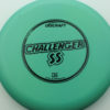 Challenger SS - light-green - d-line - black - 173-175g - 173-3g - super-flat - neutral