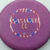 Challenger SS - purple - d-line - flag - 173-175g - 173-9g - super-flat - neutral