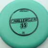 Challenger SS - light-green - d-line - black - 173-175g - 174-5g - super-flat - somewhat-stiff
