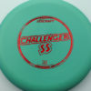 Challenger SS - light-green - d-line - red-fracture - 173-175g - 175-2g - super-flat - somewhat-stiff