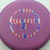 Challenger SS - purple - d-line - flag - 173-175g - 173-5g - super-flat - neutral