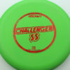 Challenger SS - green - d-line - red-fracture - 173-175g - 174-4g - super-flat - somewhat-stiff