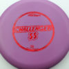 Challenger SS - purple - d-line - red-fracture - 173-175g - 172-8g - super-flat - neutral