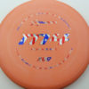 M4 - pinkorange - 300 - flag - 304 - 179g - 180-5g - somewhat-flat - pretty-stiff