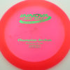 Archon - pink - champion - green - 304 - 162g - 162-9g - somewhat-domey - neutral