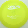 Archon - yellow - champion - silver - 304 - 165g - 166-7g - somewhat-domey - neutral