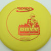 Boss - yellow - dx - red - 304 - 1194 - 175g - 174-2g - neutral - very-stiff