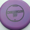 Challenger SS - purple - d-line - black - 173-175g - 173-8g - super-flat - somewhat-stiff