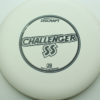 Challenger SS - white - d-line - black - 173-175g - 174-4g - super-flat - somewhat-stiff