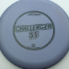 Challenger SS - bluepurple - d-line - black - 173-175g - 173-5g - super-flat - somewhat-stiff