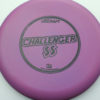 Challenger SS - pinkpurple - d-line - black - 173-175g - 173-9g - somewhat-puddle-top - somewhat-stiff