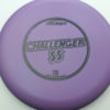 Challenger SS - purple - d-line - black - 173-175g - 173-9g - super-flat - somewhat-stiff