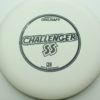 Challenger SS - white - d-line - black - 173-175g - 174-1g - super-flat - somewhat-stiff