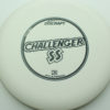 Challenger SS - white - d-line - black - 173-175g - 175-6g - super-flat - somewhat-stiff