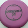 Challenger SS - pinkpurple - d-line - black - 173-175g - 174-0g - super-flat - somewhat-stiff