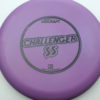 Challenger SS - purple - d-line - black - 173-175g - 174-6g - super-flat - somewhat-stiff
