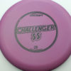 Challenger SS - purple - d-line - black - 173-175g - 173-5g - super-flat - somewhat-stiff