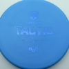 Discmania Tactic - blue - exo-soft - blue - 174g - 173-6g - somewhat-puddle-top - somewhat-gummy