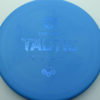 Discmania Tactic - blue - exo-soft - blue - 173g - 173-9g - somewhat-puddle-top - somewhat-gummy