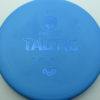 Discmania Tactic - blue - exo-soft - blue - 173g - 173-6g - somewhat-puddle-top - somewhat-gummy