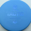 Discmania Tactic - blue - exo-soft - blue - 174g - 173-8g - somewhat-puddle-top - somewhat-gummy