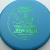DX Invader - blue - green - 171g - 171-3g - super-flat - pretty-stiff