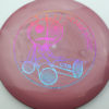 Swirly Vengeance - OTB Voodoo Doll - rainbow-fracture - 175g - 175-9g - somewhat-flat - somewhat-stiff