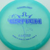 Emac Truth - light-blue - lucid - black - 304 - 178g - 178-9g - somewhat-domey - neutral