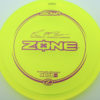 McBeth Zone - Z Line - Paul McBeth Signature Series - yellow - purple - 173-175g - 175-2g - super-flat - pretty-stiff