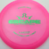 Escape - pink - lucid - green - 173g - 173-5g - somewhat-domey - neutral