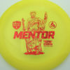 Mentor - yellow - active-premium - red-fracture - 3619 - 171-8g - somewhat-domey - somewhat-stiff