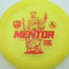 Mentor - yellow - active-premium - red-fracture - 3619 - 171-6g - somewhat-domey - somewhat-stiff