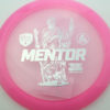 Mentor - pink - active-premium - silver - 3619 - 171-6g - somewhat-domey - neutral