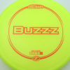 Buzzz - yellow - z-line - orange - 304 - 175-176g - 177-9g - neutral - somewhat-stiff