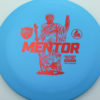 Mentor - blue - active - red - 3619 - 169-6g - somewhat-flat - pretty-stiff