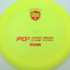PD2 - yellow - c-line - red - 304 - 173-175g-2 - 175-8g - somewhat-domey - somewhat-stiff