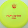 PD2 - yellow - c-line - red - 304 - 173-175g-2 - 176-0g - somewhat-domey - somewhat-stiff