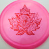 Chameleon Escape - Canadian Nationals - pink - red-fracture - 173g - 174-8g - neutral - neutral