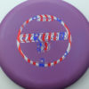 Challenger SS - purple - d-line - flag - 173-175g - 174-3g - super-flat - somewhat-stiff