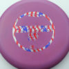 Challenger SS - purple - d-line - flag - 173-175g - 174-6g - super-flat - somewhat-stiff