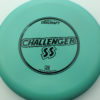 Challenger SS - light-green - d-line - black - 173-175g - 173-9g - pretty-flat - neutral