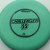 Challenger SS - light-green - d-line - black - 173-175g - 174-0g - super-flat - somewhat-stiff