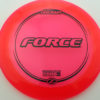 Force - redpink - z-line - black - 304 - 173-175g - 175-6g - neutral - somewhat-stiff