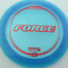 Force - blue - z-line - red-matrix - 304 - 173-175g - 174-6g - neutral - pretty-stiff